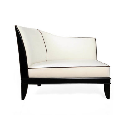 Grant Upholstered Corner Accent Chair