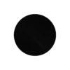 Jett Round Black Beech Side Table 5