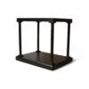 Marshal Rectangular Side Table with Shelf 4