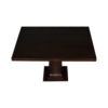 Pyramid Square Small Modern Side Table 5