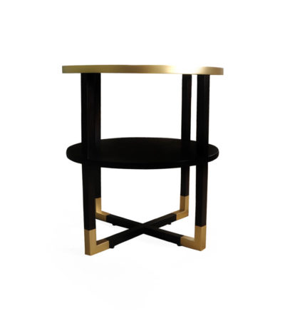 Remington Side Table Front