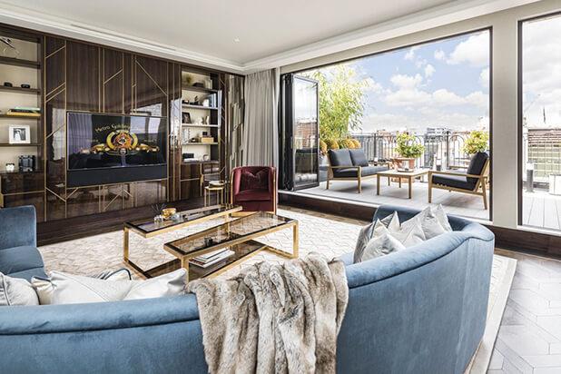Greybrook House Mayfair London 4