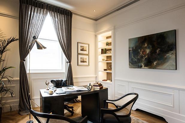 Oceanic House – Mayfair London 1
