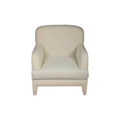 Genaro Upholstered Low Back Armchair