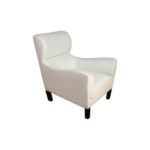 Pilot Armchair Right Side View