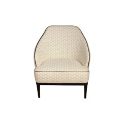 Sheila Upholstered High Backed Armchair