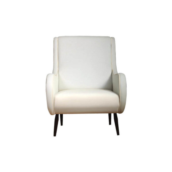 Spectrum Upholstered High Seat Armchair