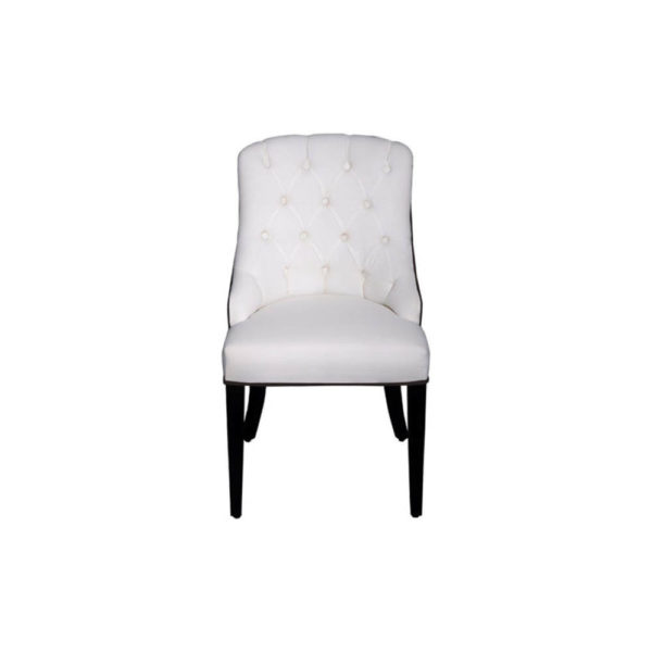 Julies Upholstered Tufted Back Dining Chair