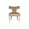 Melody Upholstered Wingback Dining Chair 1