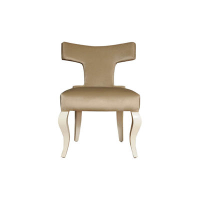 Melody Upholstered Wingback Dining Chair