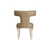 Melody Upholstered Wingback Dining Chair 4