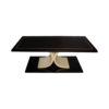 Sintia Contemporary Wood Coffee Table 1