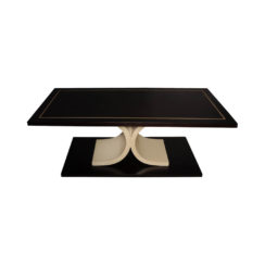 Sintia Contemporary Wood Coffee Table