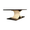 Sintia Contemporary Wood Coffee Table 3