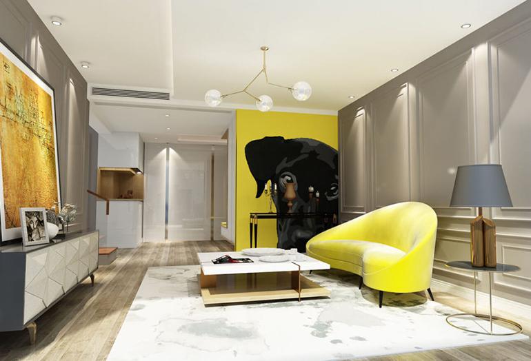Living room Design options