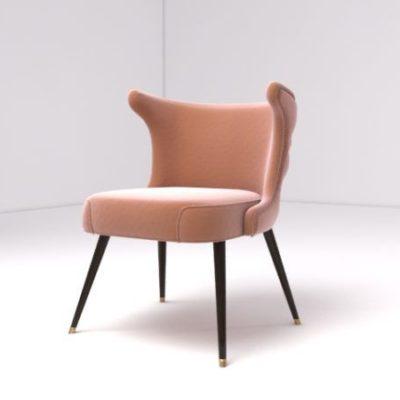 Akai Dining chair left