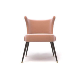 Akai Upholstered Tufted Dining Chair