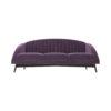 Alina Upholstered Striped Sofa 1
