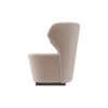 Anna Upholstered Wingback Accent Chair 3