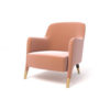 Annely Upholstered Armchair 2