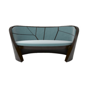 Bali Upholstered with Pattern Sofa