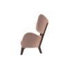 Boris Upholstered Tup Wing Back Armchair 3