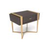 Box Bedside Table 2