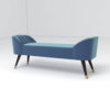 Celia Upholstered Bench with Arms 3