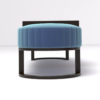 Charu Upholstered Bench with Curved Legs 11