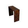 Duarte Dark Brown Console Table 2