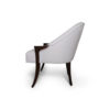 Elisa Upholstered Armchair Wooden Arms 3