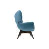 Farida Upholstered Button Armchair 2