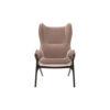 Gita Upholstered Highback Armchair 1