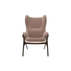Gita Upholstered Highback Armchair