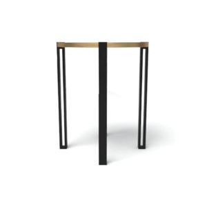 Globe Side Table