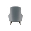 Kabeer Upholstered High Back Winged Armchair 4