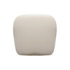 Keda Upholstered Pouf with Black Legs 5