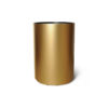 Kitel Gold Glass Top Round Side Table 3