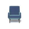 Kogan Upholstered High Backed Armchair 1