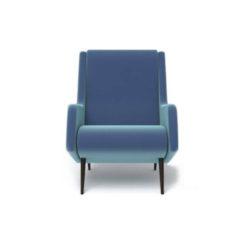 Kogan Upholstered High Backed Armchair