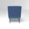 Kogan Upholstered High Backed Armchair 5