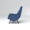 Kogan Upholstered High Backed Armchair 3
