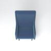 Kogan Upholstered High Backed Armchair 6