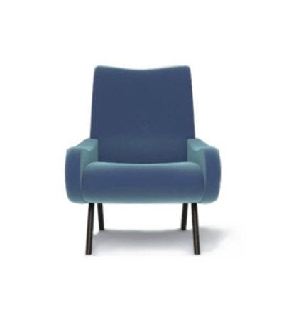Kohan Upholstered High Back Armchair