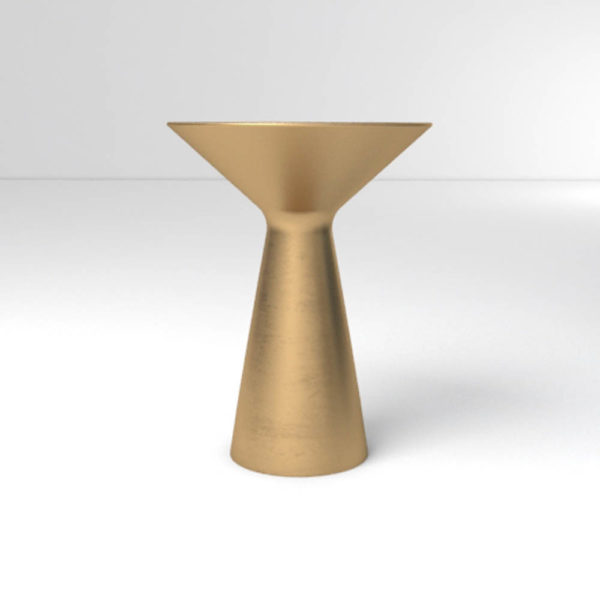 Lemis Side Table Front View