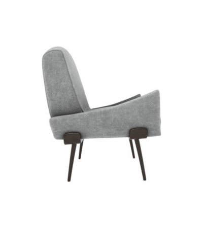 Loui Armchair Right Side View
