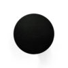 Luca Dark Brown Round V Shaped Side Table 3