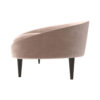Nadine Upholstered with Curve Sofa 4