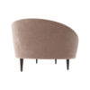 Nadine Upholstered with Curve Sofa 3