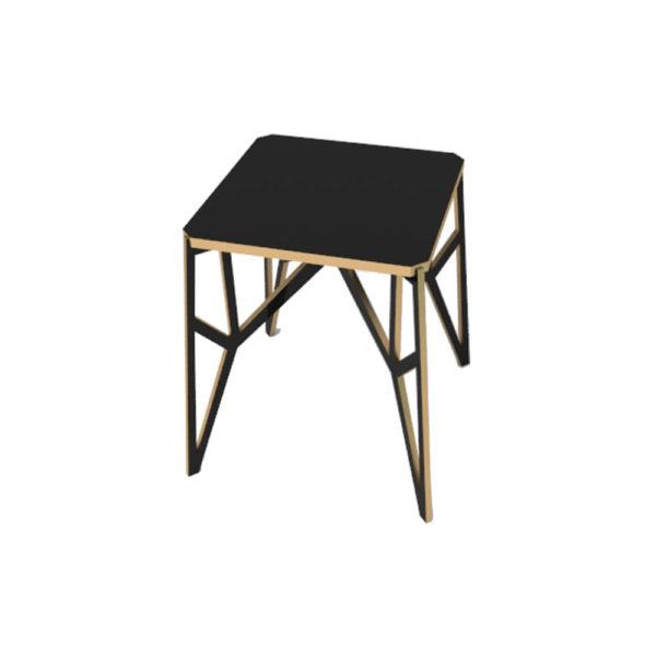 Origami Side Table